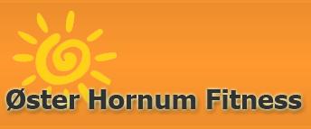 Øster Hornum Fitness logo